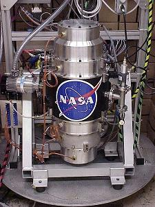 NASA's 41,000 RPM G2 flywheel
