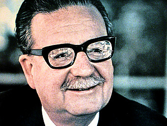 President Salvador Allende Gossens