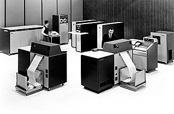 Burroughs 3500 computer system