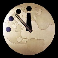 The Doomsday Clock .  Damn Interesting